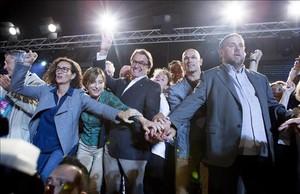ERC assegura que no repetirà coalició amb el PDECat