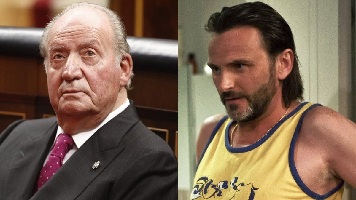Fermín Trujillo de 'LQSA' se convierte en trending topic por culpa del rey Juan Carlos
