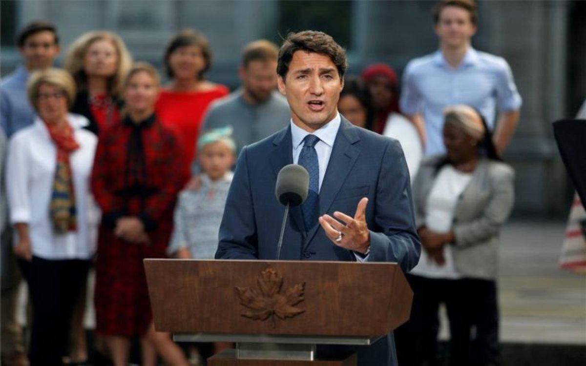 Trudeau disuelve Parlamento de Canadá y convoca a nuevas elecciones