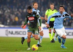 La Lazio sigue dentro de los primeros tres lugares peleando el título (Be Soccer)