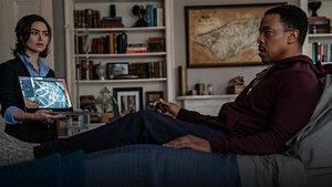 Russell Hornsby, protagonista de 'Lincoln Rhyme.: cazando al coleccionista de huesos', en una secuencia de la serie de AXN.
