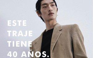 Adolfo Domínguez convida a anar més enllà de les modes