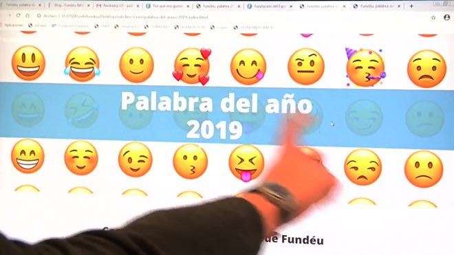'Emoticonos', la paraula de l'any