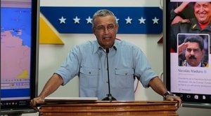 Motta Domínguez estuvo cuatro años al frente del ministerio de Energía Eléctrica.