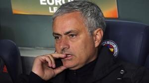 Mourinho critica els seus jugadors