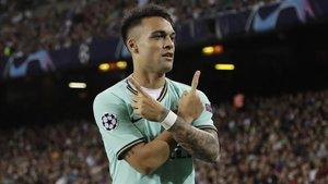 L'Inter avisa el Barça que només vendrà Lautaro per la clàusula de 111 milions