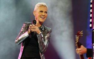 Marie Fredriksson, cantante de Roxette, en una imagen del 2011.