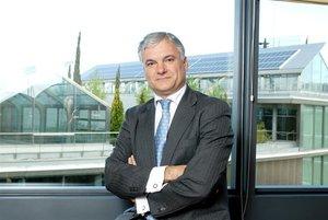 El candidato a la presidencia de la Confederación Empresarial de Madrid-CEOE (CEIM).