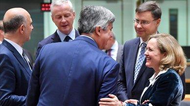 El Eurogrupo cierra filas con Bruselas frente a Italia