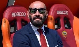 Monchi, en su etapa de director deportivo de la Roma.