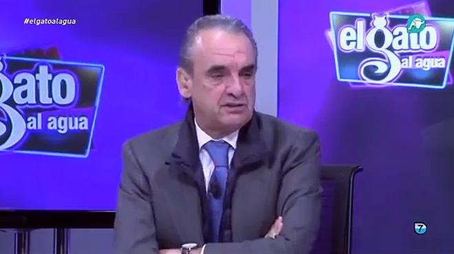 La opinión de Mario Conde sobre los Papeles de Panamá en el programa El gato al agua.