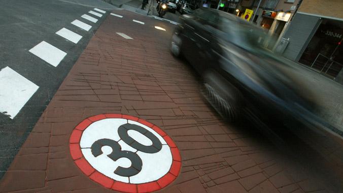 80 de cada 100 fallecidos en vías urbanas son motoristas, ciclistas o peatones.