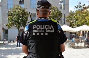 Policía Local de Rubí.