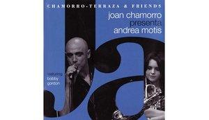 Portada de 'Joan Chamorro presenta Andrea Motis' deJoan Chamorro y Andrea Motis.