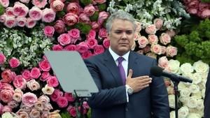Iván Duque anunció la salida de Colombia de la Unasur porque nunca denunció los atropellos de la dictadura de Venezuela.