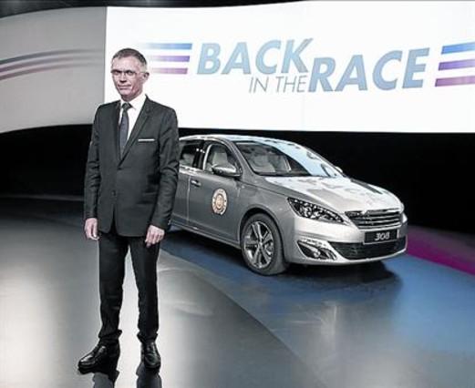 El presidente ejecutivo de PSA (Peugeot Citroën), Carlos Tavares.