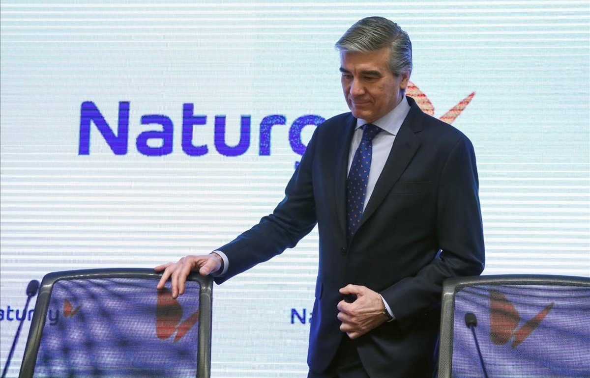 El presidente de Naturgy, Francisco Reynés.