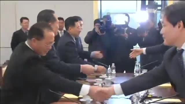 Las dos Coreas sellan la paz olímpica