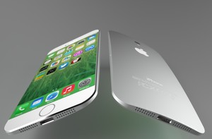 Prototipo de iPhone, en una imagen difundida por la web Mashable.com.