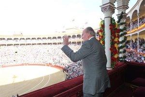 El rei Joan Carles I presidirà la gala dels cartells de Sant Isidre
