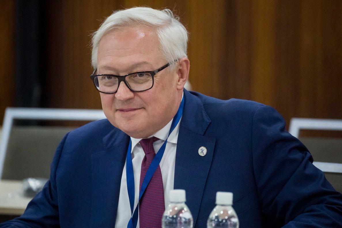 El viceministro de Asuntos Exteriores de Rusia,Serguei Ryabkov.