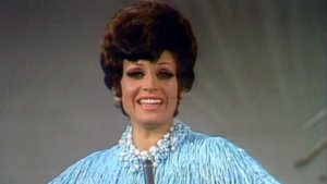 Salomé en el Festival de Eurovisión 1969.