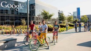 Sede de Google en Silicon Valley.