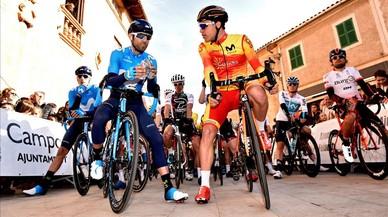 Alejandro Valverde regresa 208 días después