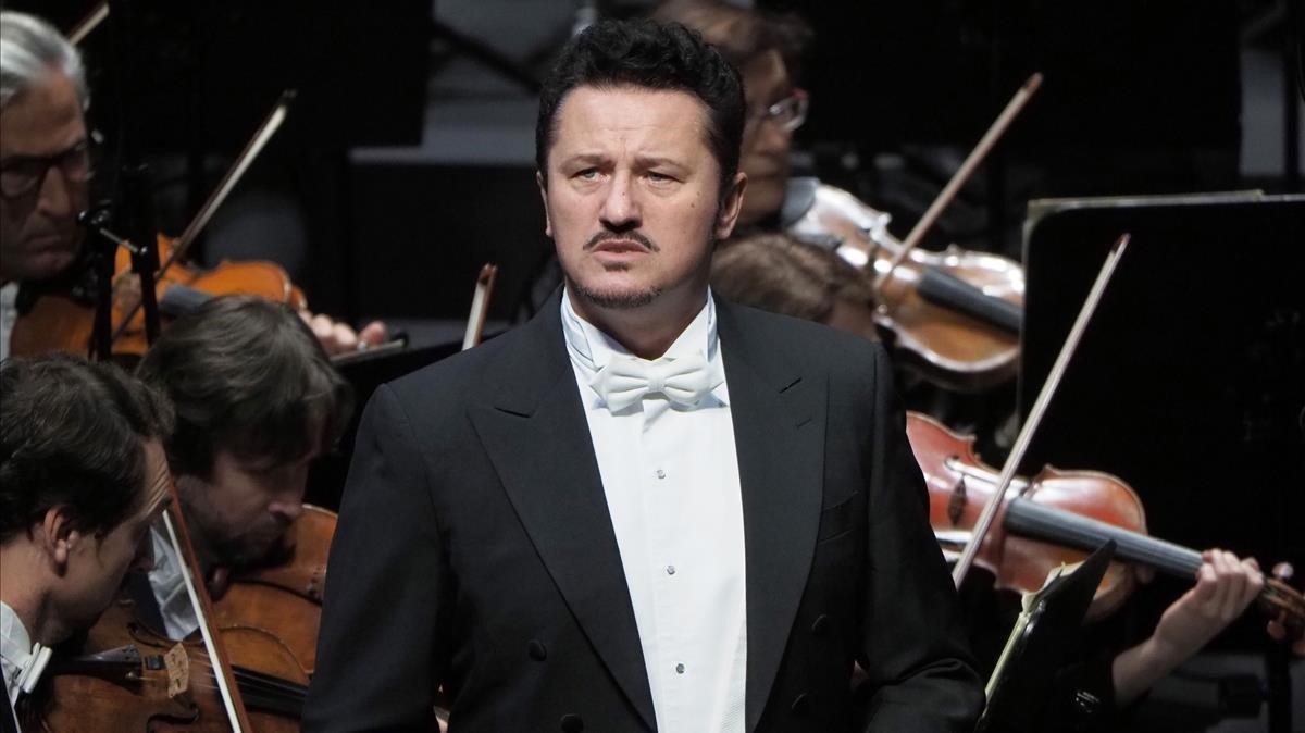 El tenor polaco Piotr Beczala.