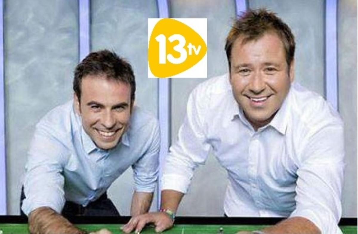 13TV ficha al equipo de «Tiki Taka» para su nuevo late night deportivo