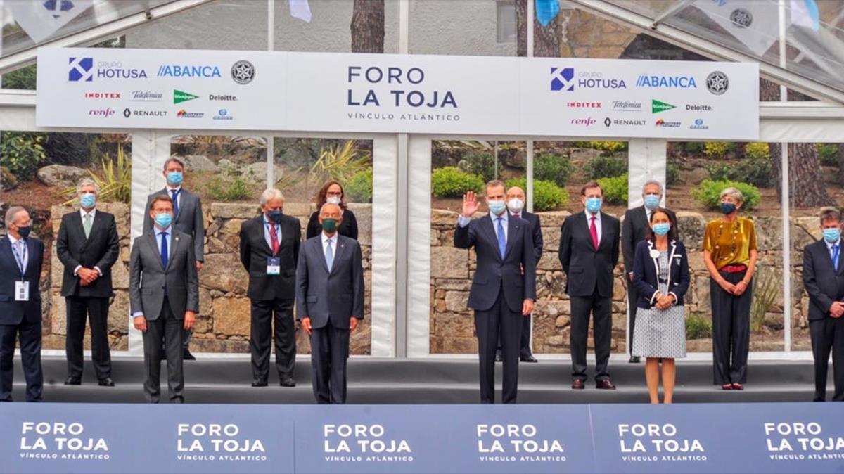 """Felipe VI: """"España reconoce la importancia de la integración para la estabilidad política"""""""