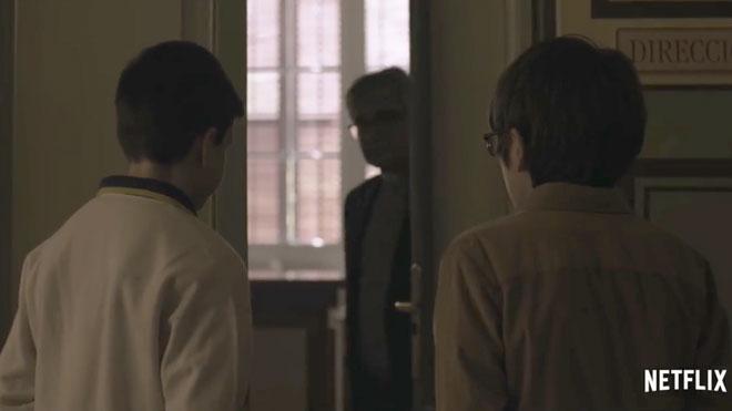 Vídeo promocional de Examen de conciencia, serie documental de Netflix, producida por Zeta Audiovisual.