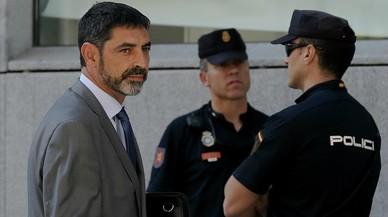 El Supremo investiga 47 llamadas entre Sànchez y Trapero el 20-S