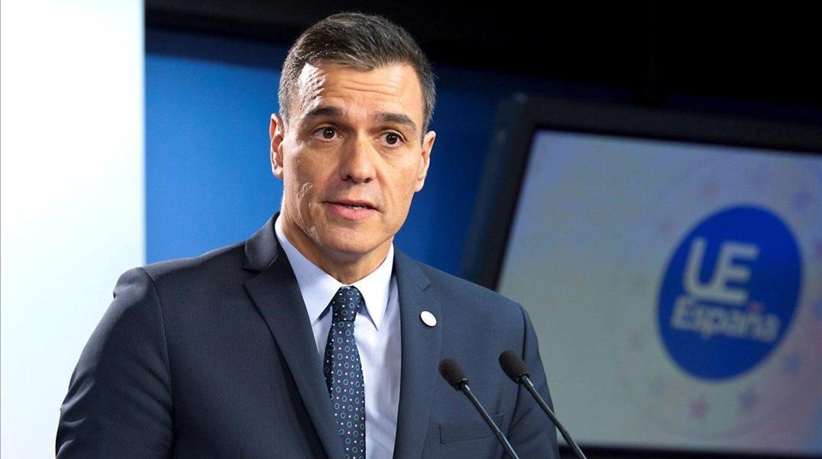 Sánchez avisa Torra: «No pot repetir el fracàs del referèndum»