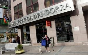 Sede de BPA en Andorra en marzo del 2015.