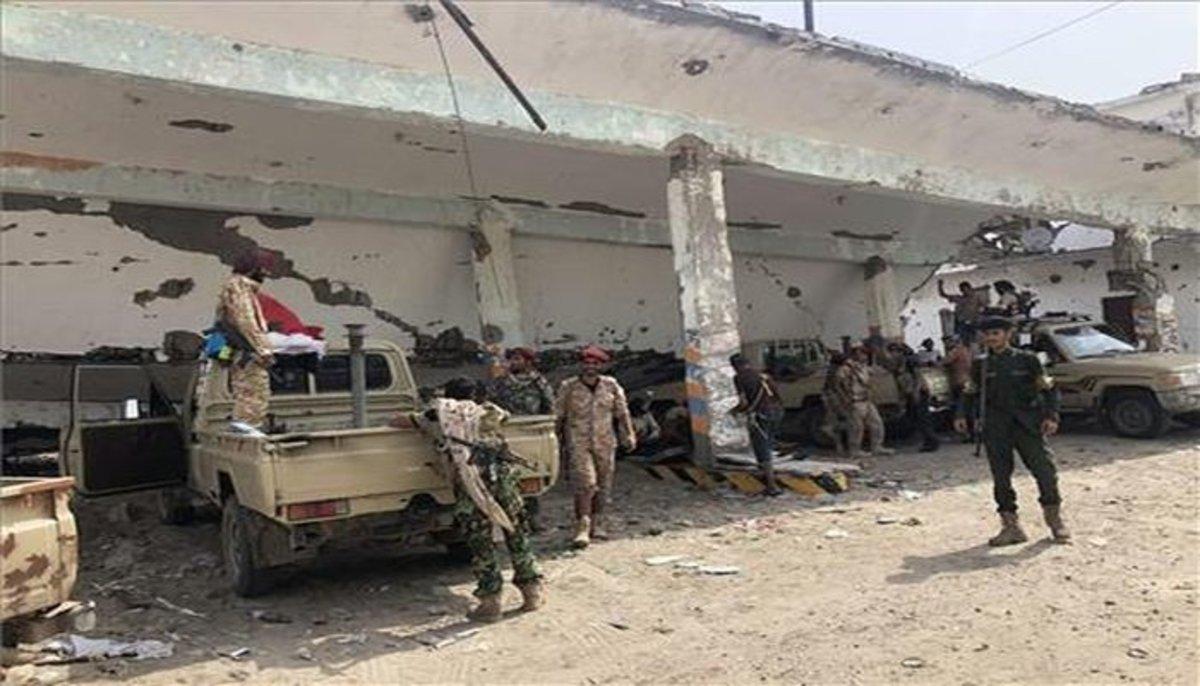 Grupos armados en Yemen.