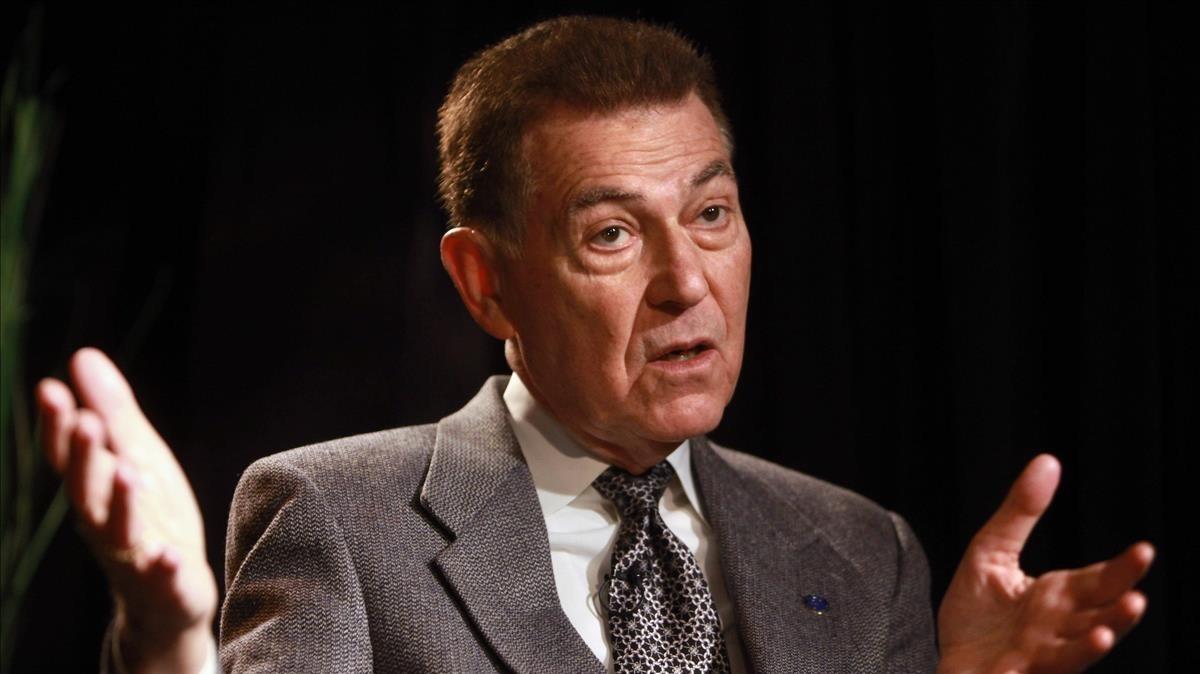 El biólogo Francisco J. Ayala.