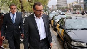 Nova investigació contra Sandro Rosell per defraudar Hisenda
