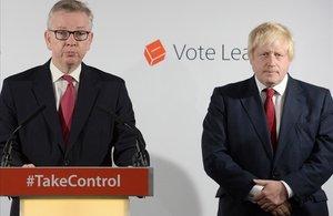 El 'brexit' i la por de Farage determinen l'elecció del nou líder conservador