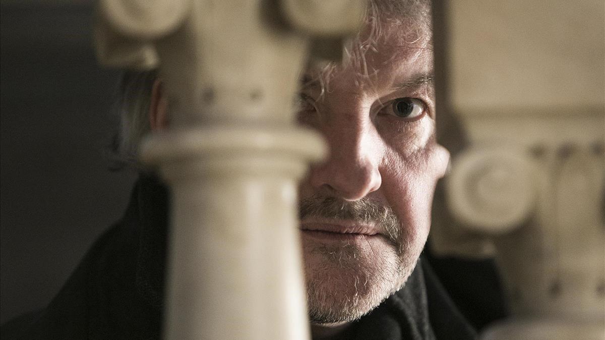 El escritor John Connolly.