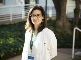 Anna Escolà, psicóloga general sanitaria y psicooncóloga del EAPS de Mutuam-Barcelona.