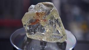 El diamante de la paz, subastado por Sierra Leona.