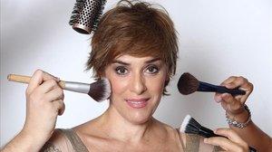 La actriz, presentadora y showoman Anabel Alonso.