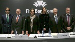 ¿Y si hacemos como Fira de Barcelona?