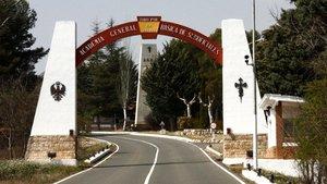 Investigat un presumpte cas de tràfic de drogues a l'Acadèmia Militar de Talarn