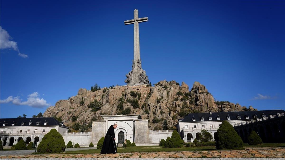 Patrimoni Nacional accepta unes altres 31 exhumacions al Valle de los Caídos