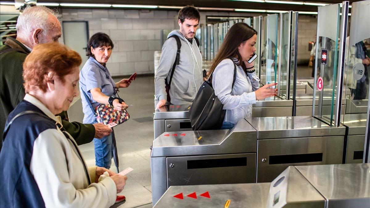 L'ATM de Barcelona crea la T-Usual, d'ús il·limitat i a 40 euros mensuals per zona
