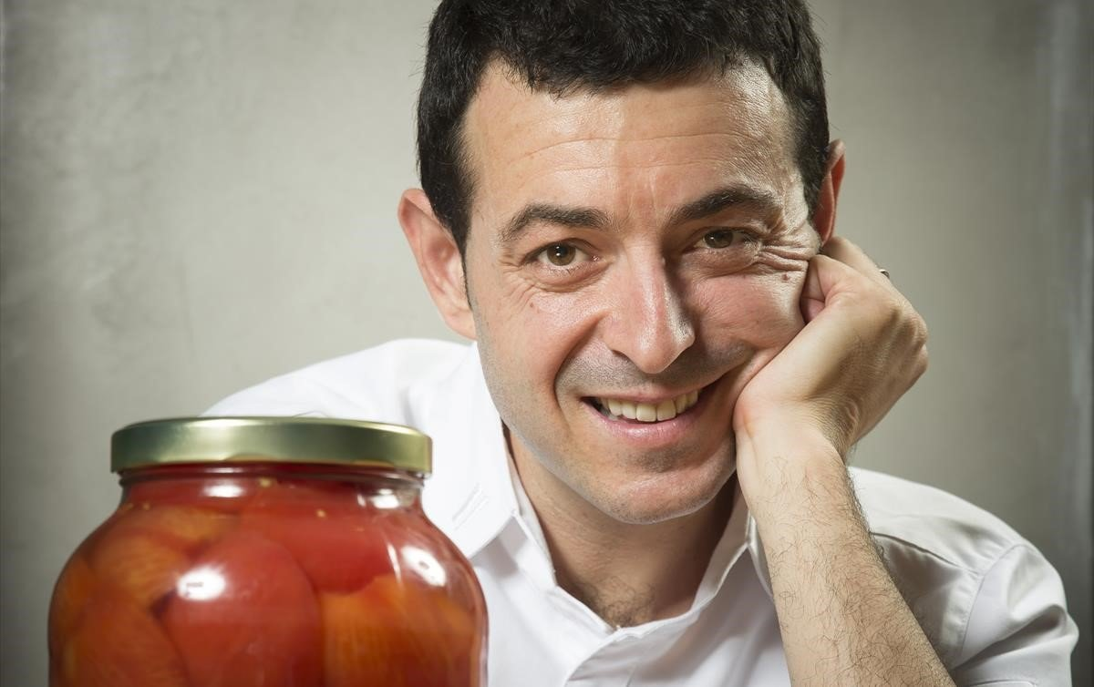 El cocinero Ricard Camarena, en una imagen de archivo