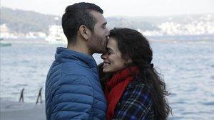 Una imagen de la serie turca 'Mujer' que se emite en Antena 3.
