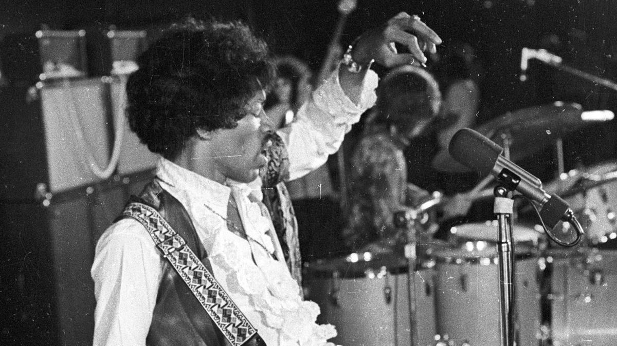 Les 10 millors versions de cançons de Jimi Hendrix
